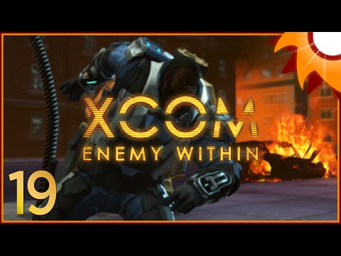 XCOM Enemy Within - Episode 19 ...Lack of Reinforcement...