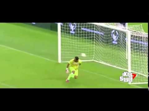 Javier Zanetti XI vs World XI 3 6 Highlights Pertita della Pace   1 09 2014   