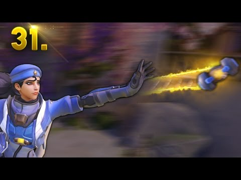 847 HOURS OF ANA GRENADE..!! | Overwatch Daily Moments Ep. 31 (Funny and Random Moments)
