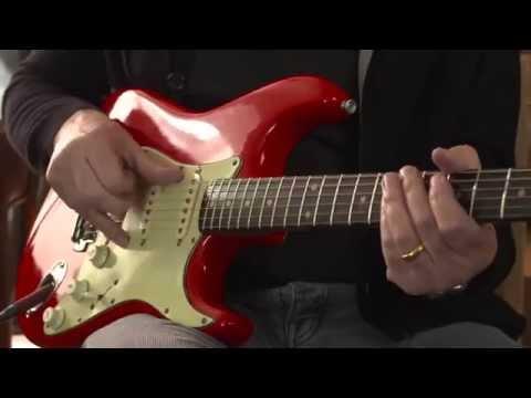 Mark Knopfler - Sultans of Swing  (Fender Stratocaster)