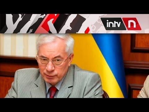 MYKOLA AZAROV, PRIMER MINISTRO DE UCRANIA, DIMITE