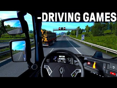 Top 5 Driving games for Xbox 360