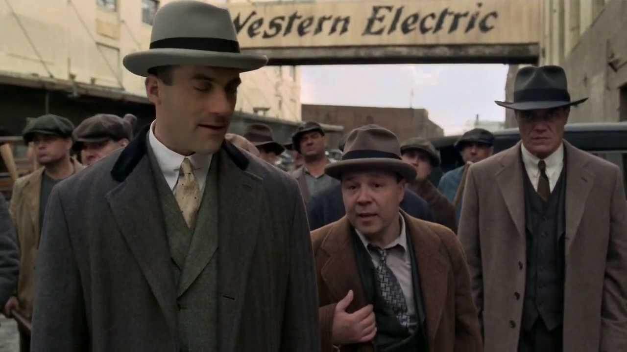 Frank Capone Death Boardwalk Empire Empire Frank Capone Dies