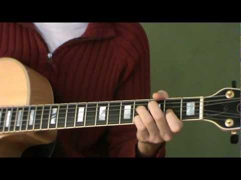 Clases Guitarra Jazz - Arpegios disminuidos