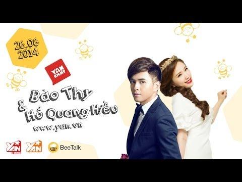 [yan Chat] HỒ Quang HiẾu Và BẢo Thy video