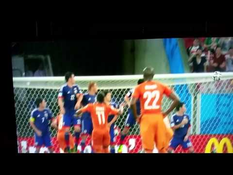 Fifa world cup 2014 Japan vs Ivory Coast highlight