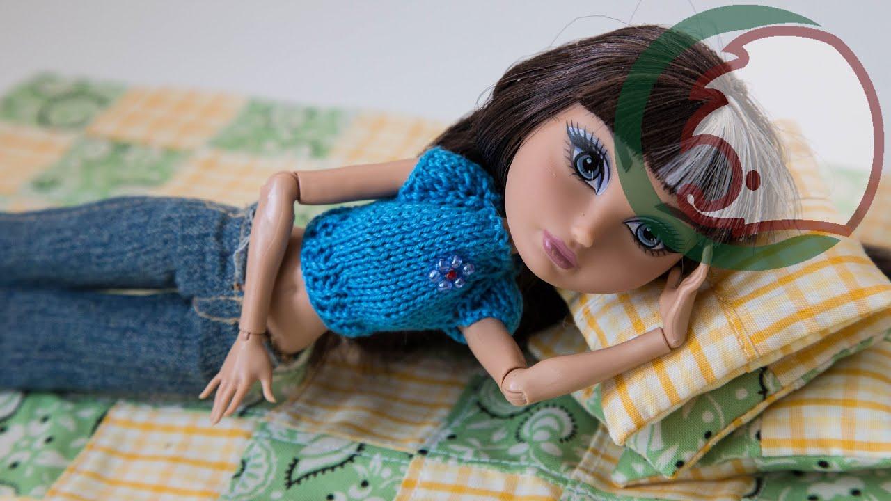 Как сшить одеяло для кукол монстер хай