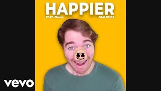 Shane Dawson Sings Happier