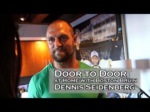 Door to Door: Boston Bruins Dennis Seidenberg at Home
