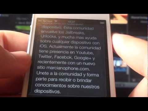 INSTALAR SIRI ESPANOL iPhone 4s