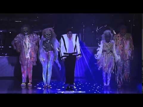 Michael Jackson - Thriller - Live - Munich 1997