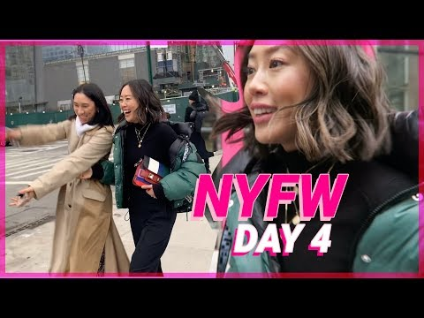 NYFW Day 4: Date Night w/ Jacopo, Car Accident, Favorite Shows, Zimmermann | Vlog #74 | Aimee Song