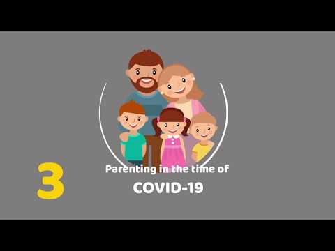 Part 3- Parenting during Corona lock down period