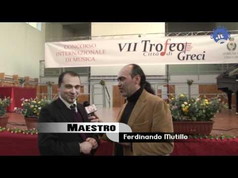 Trofeo Città di Greci – sezione fisarmonica