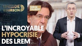 L'INCROYABLE HYPOCRISIE DU GOUVERNEMENT