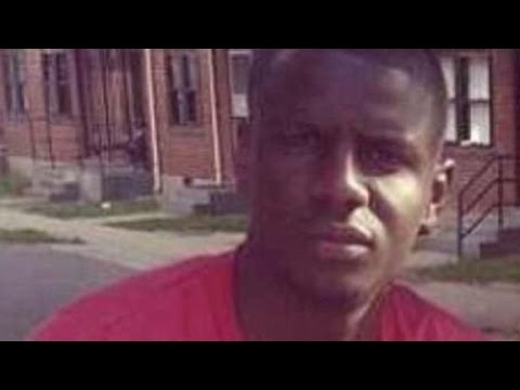 What happened before Freddie Gray's death?