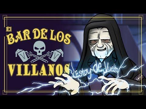 El Bar de Los Villanos - El Retorno del Palps (Predicciones Star Wars)