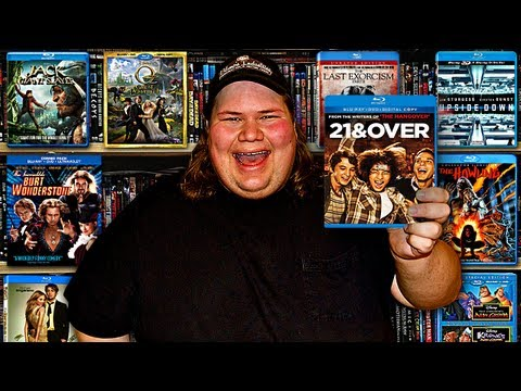 My Blu-ray Collection Update 6/15/13 : Blu ray and Dvd Movie Reviews