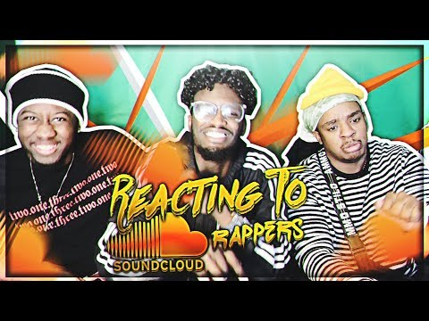REACTING TO SOUNDCLOUD RAPPERS WHO DMED ME!!!
