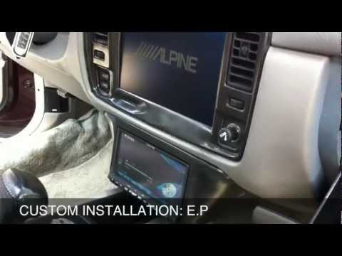 1996 CHEVROLET  IMPALA SS         CUSTOM SOUND SYSTEM INSTALLATION