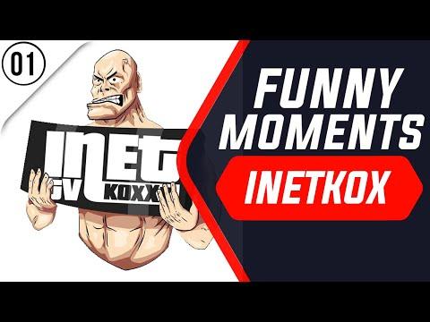 Funny Moments InetKoxTV #01 - Szampańska Zabawa