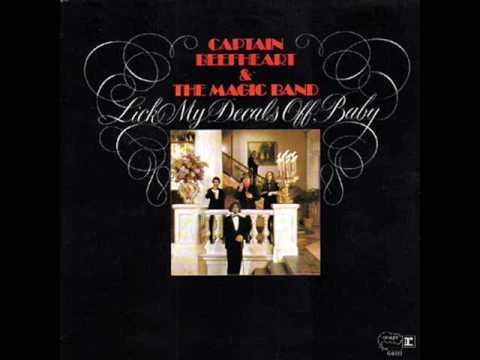 Captain Beefheart - I Love You, You Big Dummy