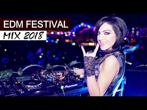 EDM Festival Mix 2018 - Electro House Party Music
