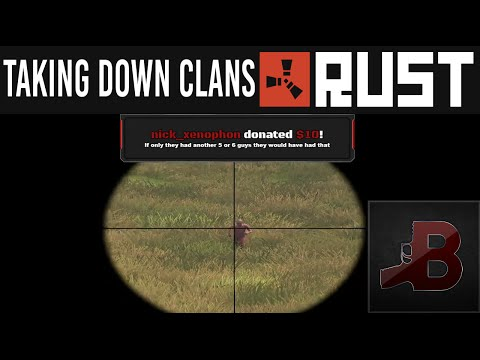 Download and Play Taking Down Clans - Rust for Free - Trijipi