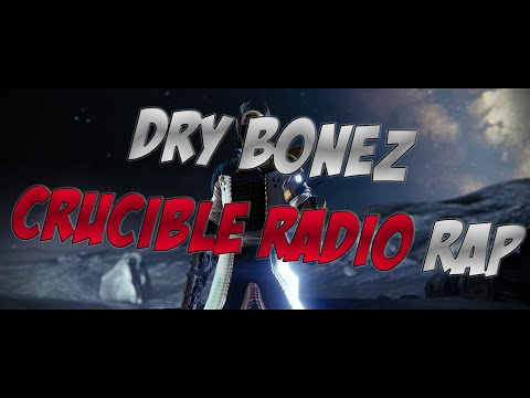 Dry Bonez - Crucible Radio Rap: THE VIDEO! (ft. tripleWRECK)