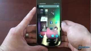 Android 4.1 Jelly Bean Tour on Galaxy Nexus!