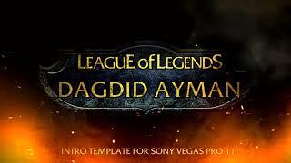 league of legends intro 2019