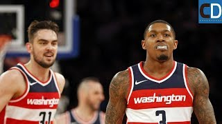 How The Wizards Cut And Move On Offense