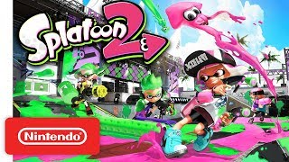 Splatoon 2 - Nintendo Switch Presentation 2017 Trailer