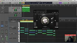 EP. 20 Logic Pro X TUTORIAL -  2018 Afro Bashment / Afro Swing (Indepth)