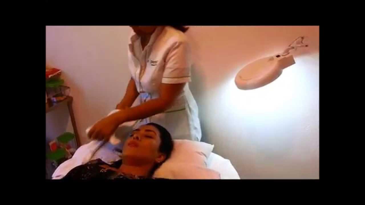 Concept marrying limpieza facial laser
