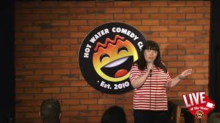 Diane Ellis   LIVE at Hot Water Comedy Club