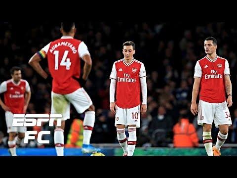 Arsenal looked 39like a Sunday league team39 vs. Brighton - Ale Moreno  Premier League