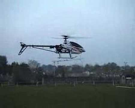 Flying The Mini Titan E 325 Video 2