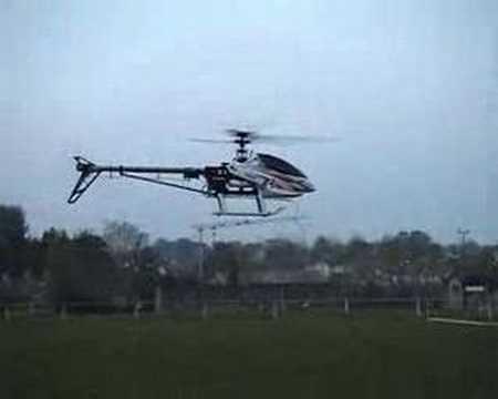 Flying The Mini Titan E 325 Video 2