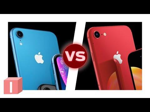 iPhone XR vs iPhone 8 - что выбрать?