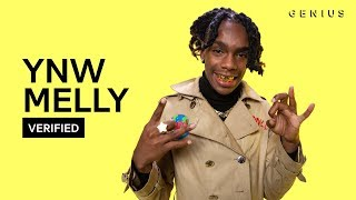 """YNW Melly """"Murder On My Mind"""" Official Lyrics & Meaning 