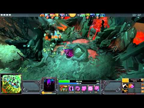 Lets Play DOTA 2: Spectre Guide