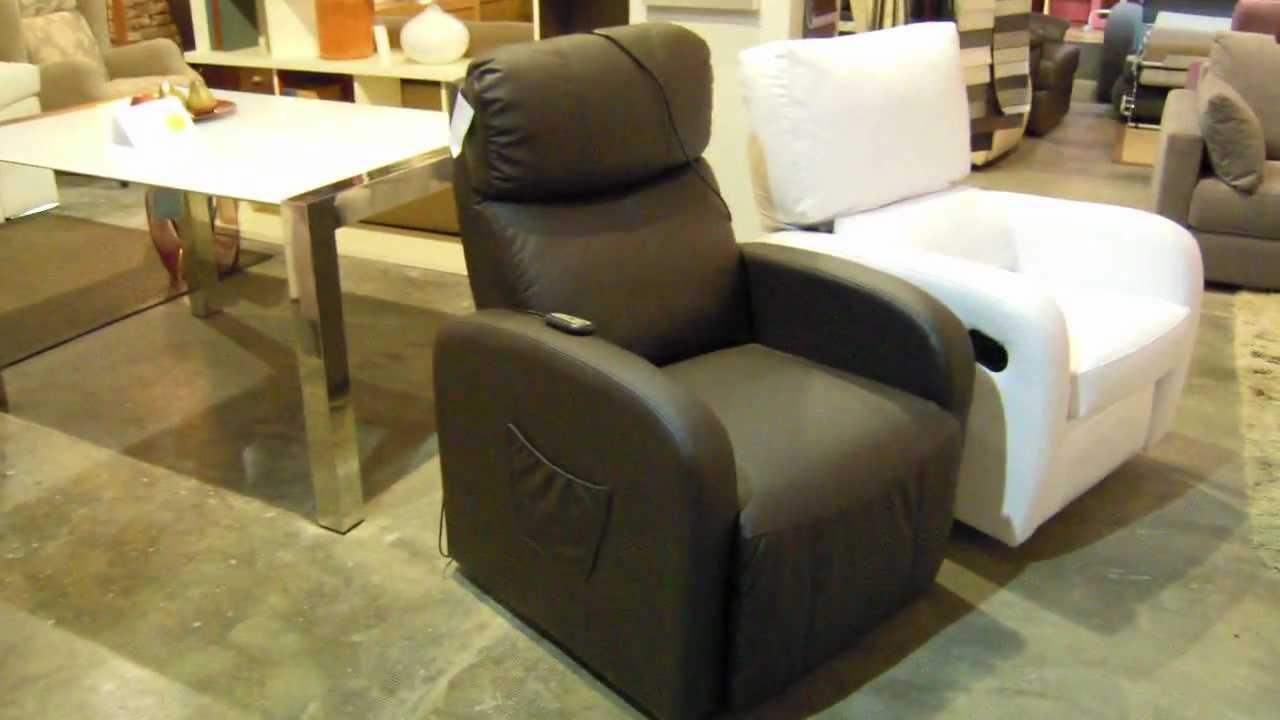 Sillones reclinables sillones futones sofas camas for Divanlito sofa cama