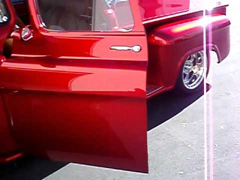 1956 Chevy truck, Kandy 56 Rods R Us Music Videos