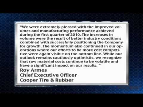 Earnings Report: Cooper Tire & Rubber Co. (NYSE:CTB) Q1 Earnings: $33M Net Income Jump