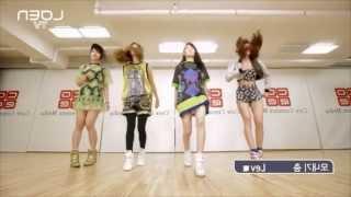 download lagu T-ara N4 'jeon Won Diary' Mirrored Dance Tutorial gratis