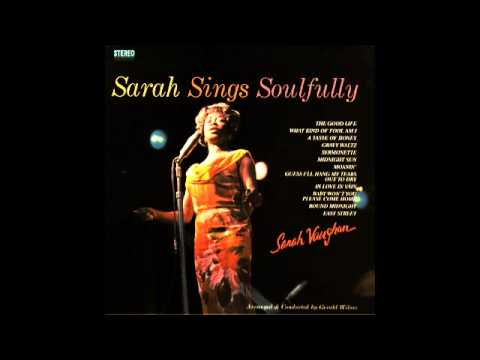 Sarah vaughan roulette records