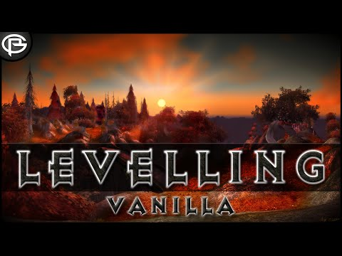 Vanilla WoW Retrospective - Levelling and Questing