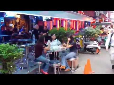 Soi Cowboy Bangkok Afternoon