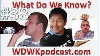 What Do We Know – Episode 38 - Guns, Ammo, and 38